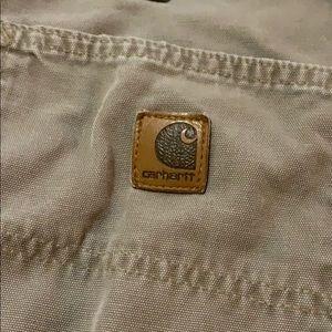 Carhartt Jeans - Men's grey brown carhartt 32x36